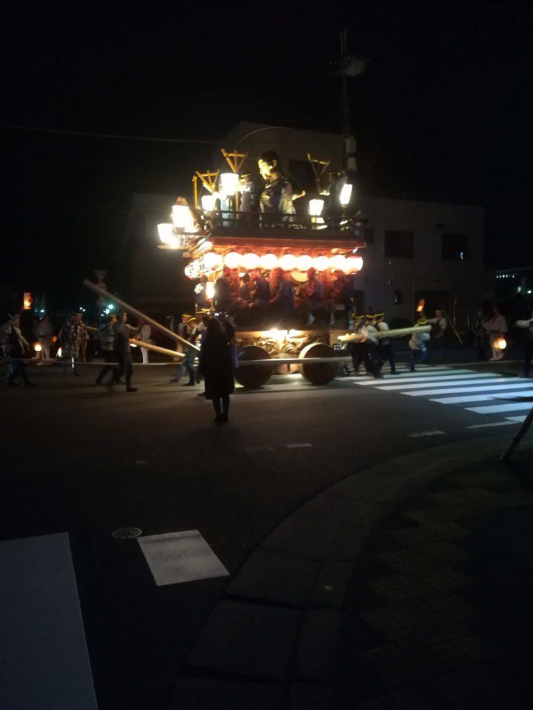 佐原の大祭秋祭り3