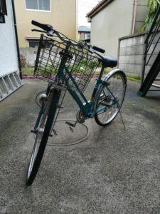 2018年12月10日自転車
