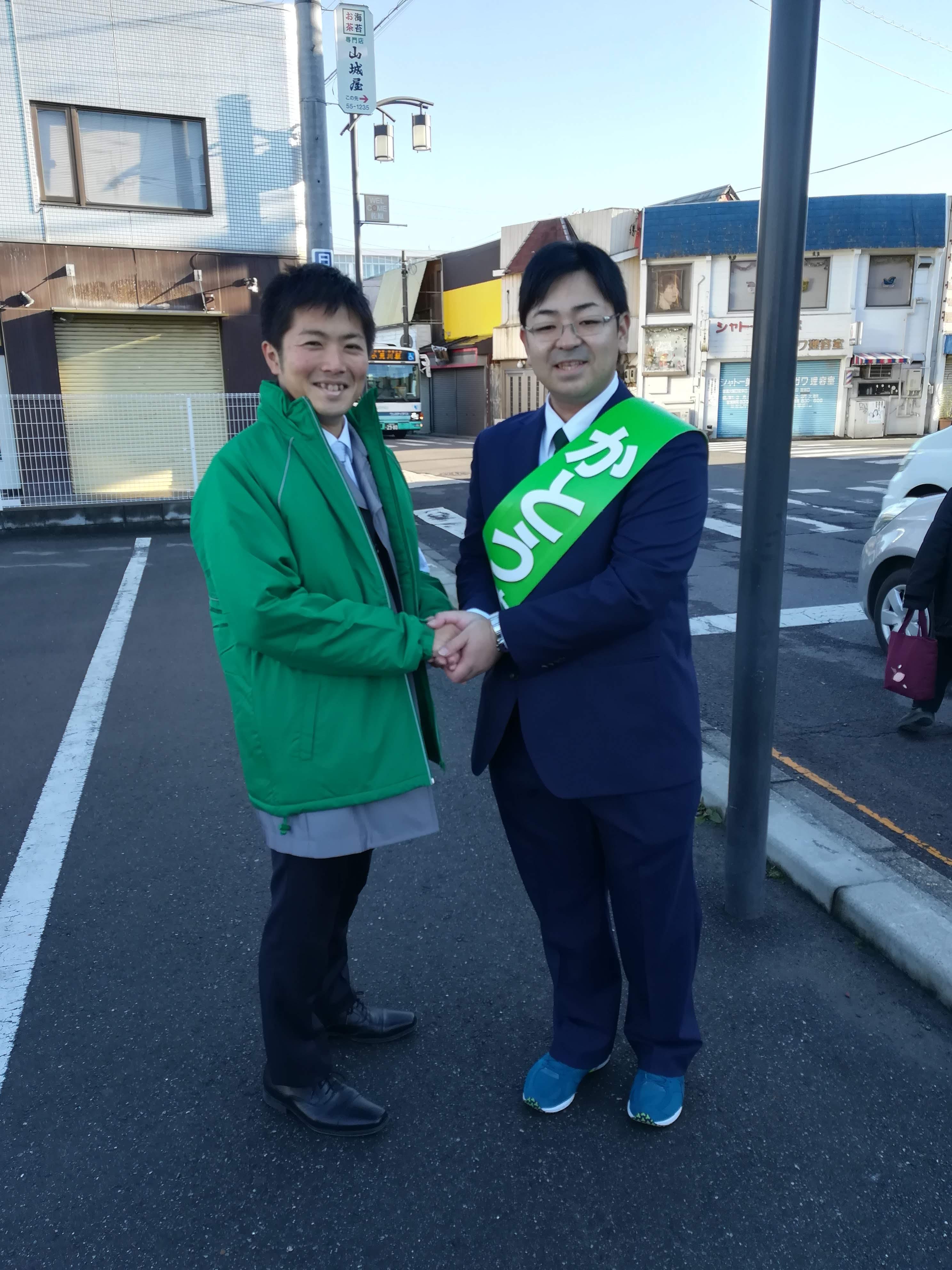 2018年12月13日加藤ゆうすけ横須賀市議