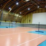 岩手県紫波町オガールプロジェクトバレーボール専用体育館