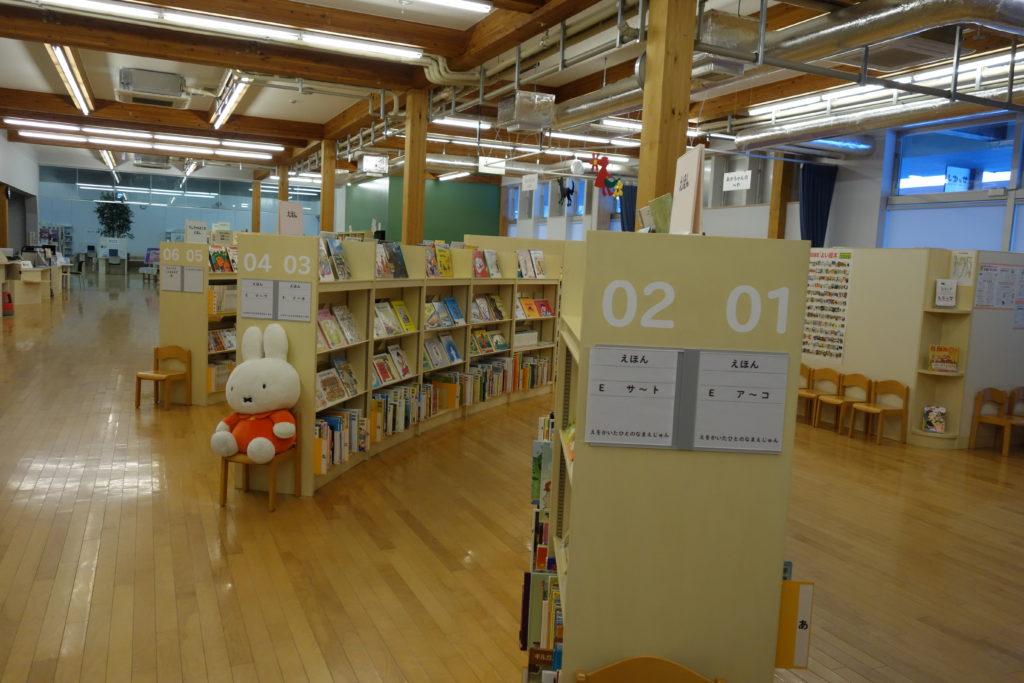 岩手県紫波町オガールプロジェクト図書館