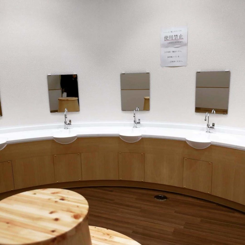香取市立山田小学校トイレ