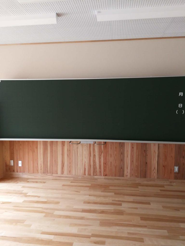 香取市立山田小学校教室