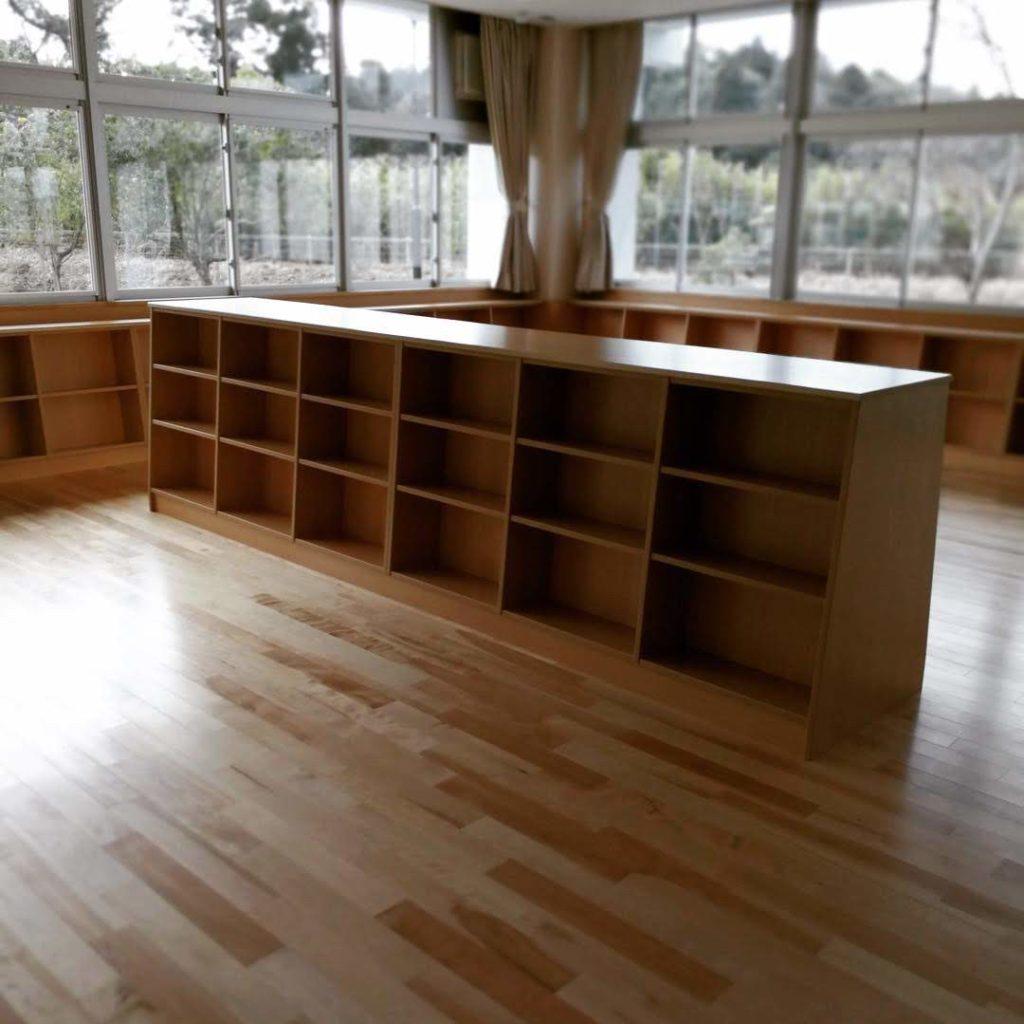 香取市立山田小学校図書室