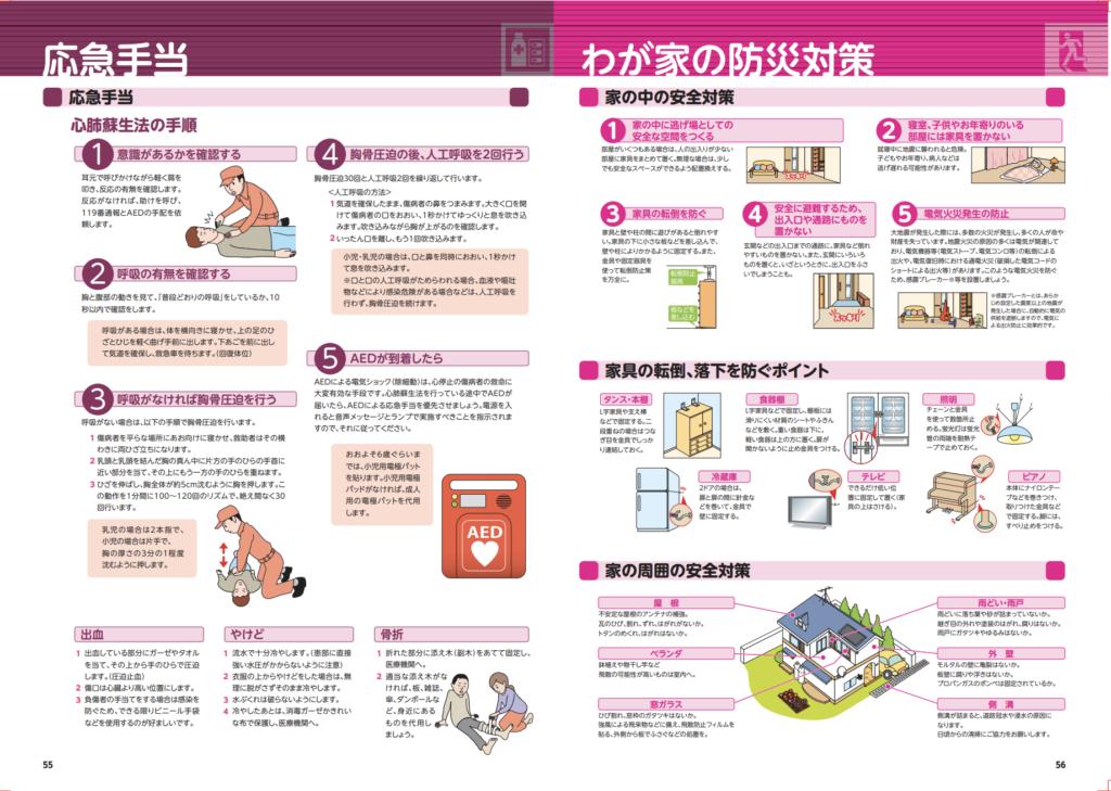香取市総合防災マップ ハザードマップ29